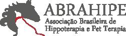 Abrahipe Associação Brasileira de Hippoterapia e Pet Terapia Logo